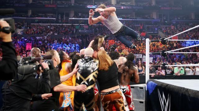 Ambrose Leap